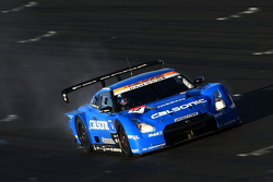 #12 CALSONIC IMPUL GT-R: Joao Paulo de Oliveira
