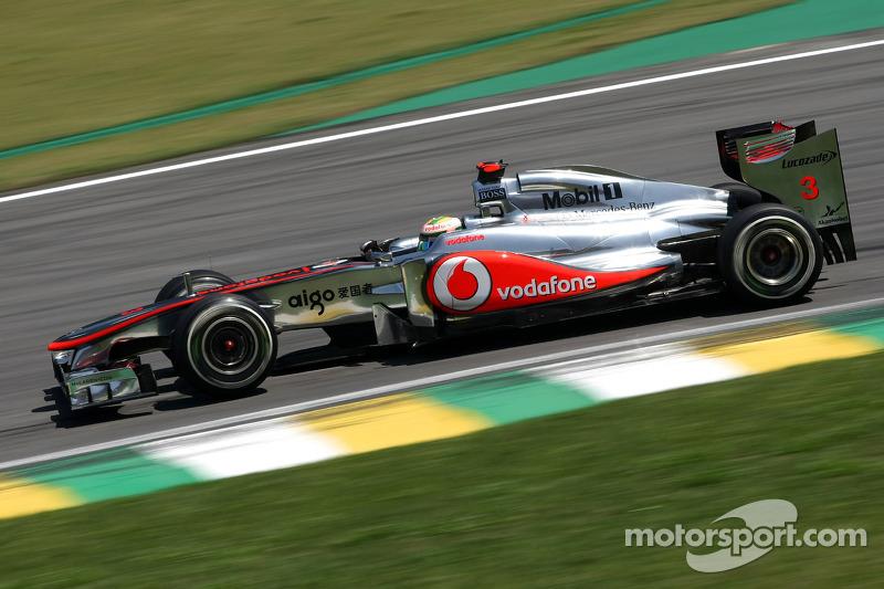 McLaren-Mercedes MP 4-26 von 2011