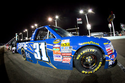 Truck of James Buescher, Turner Motorsport Chevrolet