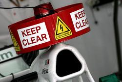 Sauber F1 Team, KERS
