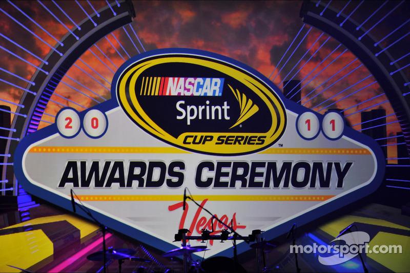 NASCAR signage
