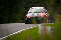 #162 Renault Clio RS III: Janik Olivo, Elmar Jurek, Thorsten Wolter, Michael Brüggenkamp