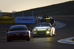 Atlanta Motorsports Group MX 5 and  G22Racing/Truspeed