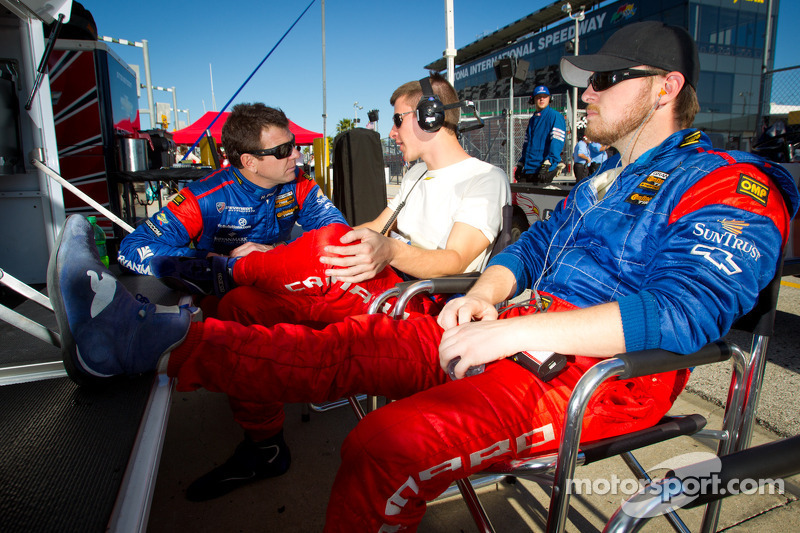 Hugh Plumb, Ronnie Bremer en Matt Bell