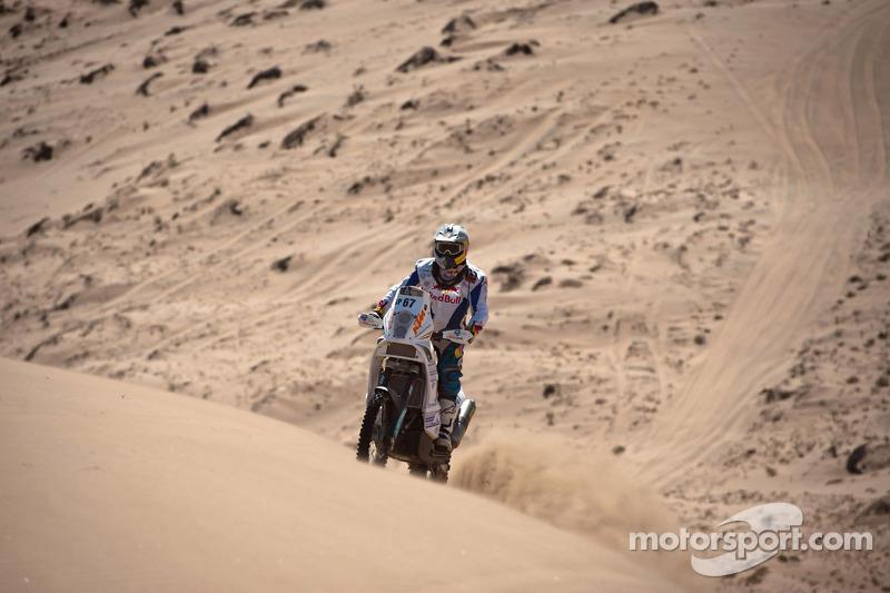 #67 KTM: Mohammed Balooshi