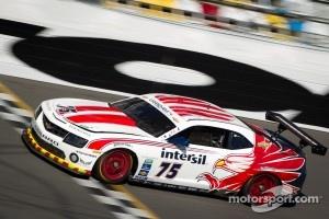 #75 Stevenson Motorsports Camaro GT.R: Matt Bell, Al Carter, Eric Curran, Hugh Plumb