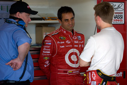Juan Pablo Montoya, Earnhardt Ganassi Racing Chevrolet y Jamie McMurray, Earnhardt Ganassi Racing Chevrolet