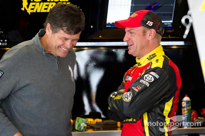 Michael Waltrip and Clint Bowyer, Michael Waltrip Racing Toyota