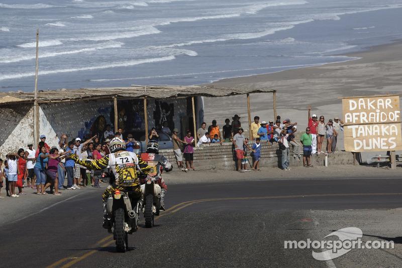 #72 KTM: Serge Gounon