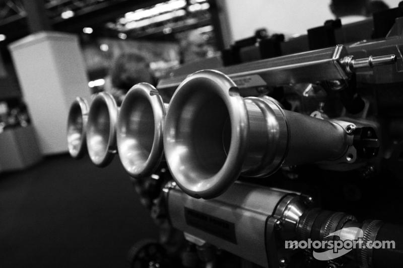 Motor detail