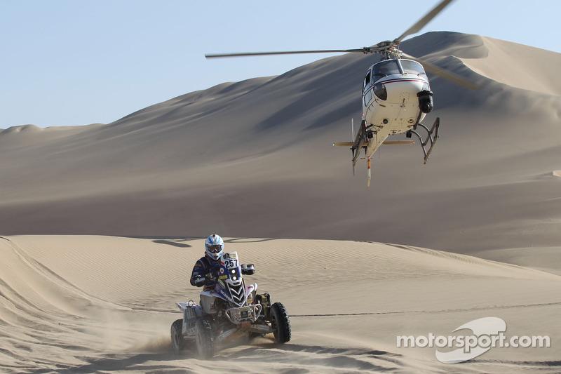 #257 Yamaha: Tomas Maffei
