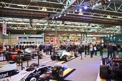 F1 Racing display