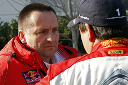 Yves Matton, Team Manager, Citroën Total World Rally Team