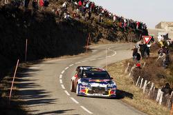Thierry Neuville en Nicolas Gilsoul, Citroën Junior World Rally Team