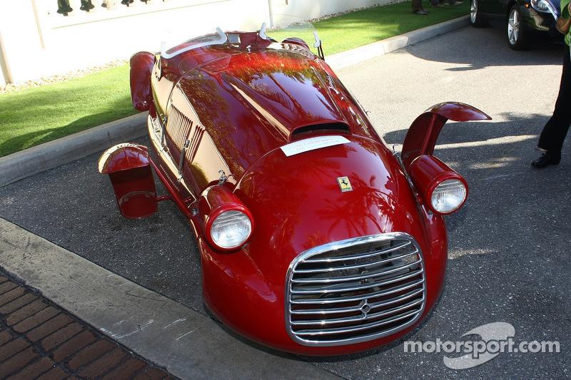 Ferrari 125SC, reserve voor 125S