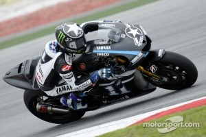 Ben Spies, Yamaha Factory Team