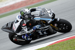Ben Spies, Yamaha Factory Team