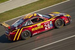 #26 NGT Motorsport Porsche GT3: Henrique Cisneros, Sean Edwards, Carlos Kauffmann, Nick Tandy