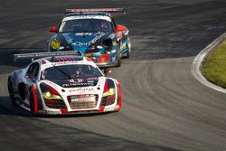 #51 APR Motorsport Audi R8 Grand-Am: Ian Baas, Nelson Canache, Jim Norman, Emanuele Pirro, Dion von Moltke