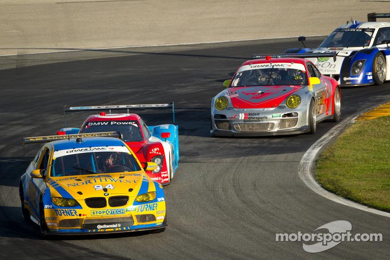 #94 Turner Motorsport BMW M3: Bill Auberlen, Paul Dalla Lana, Billy Johnson, Boris Said, Dirk Werner