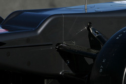 Technical detay front nose - Sauber C31 Ferrari Launch