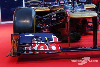 Präsentation: Toro Rosso STR7
