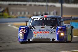 #50 50+Predator/Alegra BMW Riley: Byron Defoor, Elliott Forbes-Robinson, Brian Johnson, Jim Pace, Carlos de Quesada