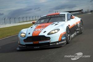 The Aston Martin Racing Vantage GTE
