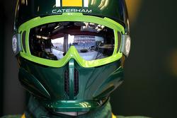 Caterham F1 Team mecanicien