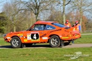 Porsche 911 in Safari Rally spec, driven by 1979 World Rally Champion, Bjorn Waldegaard
