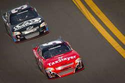 Dale Earnhardt Jr., JR Motorsports Chevrolet, Austin Dillon, Richard Childress Racing Chevrolet