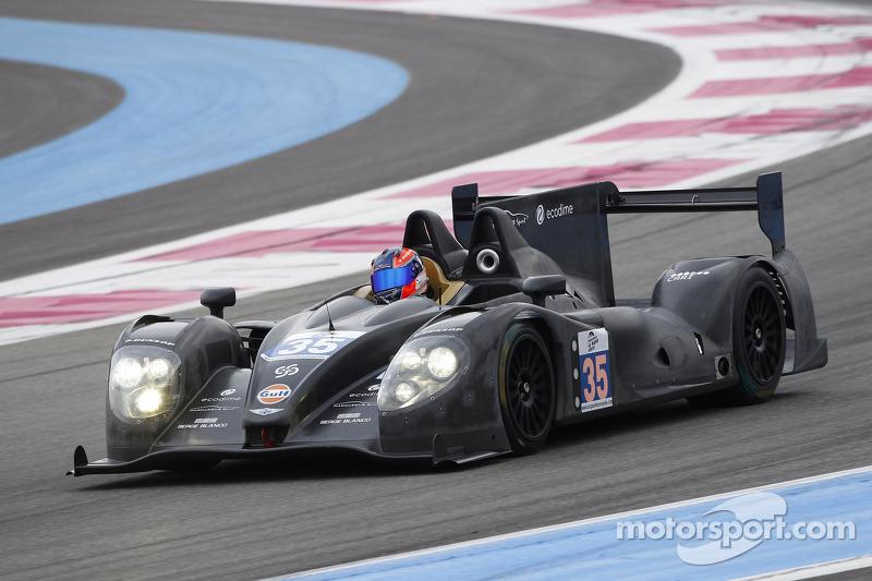 #35 Oak Racing Morgan Judd: Jacques Nicolet, Dominik Kraihamer, Guillaume Moreau