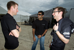 Peter Dumbreck and Karun Chandhok