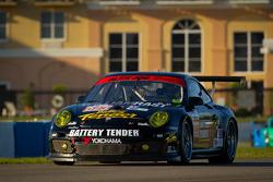 #023 Alex Job Racing Porsche 911 GT3 Cup: Bill Sweedler, Townsend Bell, Dion von Moltke