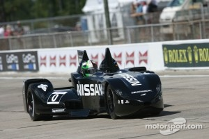Marino Franchitti drives the DeltaWing