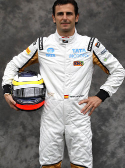 Pedro de la Rosa, HRT Racing Team