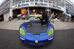 #360 Tomei Sports Callaway Corvette