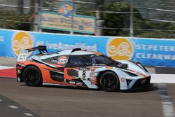 #8 Mantella Autosport, KTM Xbow GT4: Anthony Mantella