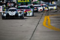 #52 PR1 Mathiasen Motorsports Ligier: Michael Guasch, Том Кімбер-Сміт, Хосе Гутьєррес