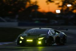 #46 EBIMOTORS Lamborghini Huracan GT3: Emanuele Busnelli, Fabio Babini, Emmanuel Collard, Michele Beretta