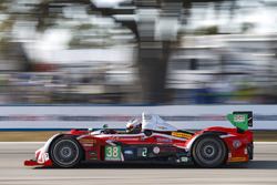 #38 Performance Tech Motorsports ORECA FLM09: Джеймс Френч, Kyle Mason, Пато О'Уорд