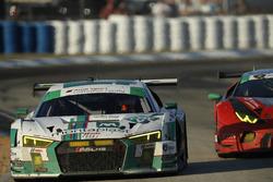 №29 Montaplast by Land-Motorsport Audi R8 LMS GT3: Коннор де Филиппи, Кристофер Мис, Жюль Гунон