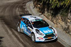 12 REGO Luis Miguel, SILVA Nuno Rodrigues Ford Fiesta R5