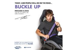 Campaña seguridad vial FIA