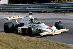 Питер Ревсон, McLaren M23