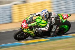 #35 Yamaha: Maxime Diard, David Lebail, John Ross Billega, Alexandre Carl