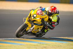 #44 Suzuki: Andrea Boscoscuro