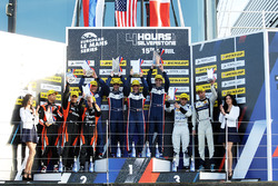 Podium: 1. William Owen, Hugo de Sadeleer, Filipe Albuquerque, United Autosports; 2. Memo Rojas, Ryo Hirakawa, Leo Roussel, G-Drive Racing; 3.  Dennis Andersen, Anders Fjordbach, High Class Racing