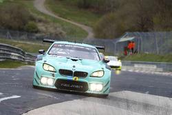 #33 Falken Motorsports, BMW M6 GT3: Питер Дамбрек, Александре Императори, Стеф Дуссельдорп