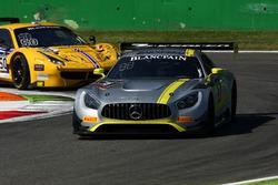 #31 Team Zakspeed, Mercedes-AMG GT3: Kriton Lendoudis, Rui Aguas, Jose Manuel Balbiani